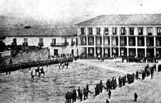1896, Plaza de Bolívar - Bogotá, Colombia