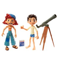 New Luca Toys Revealed From Mattel | Chip and Company
