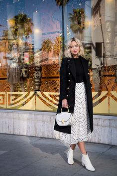 Modest Dresses, Modest Outfits, Classy Outfits, Modest Fashion, Chic Outfits, Winter Fashion Outfits, Look Fashion, Autumn Fashion, Womens Fashion