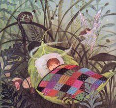 Gyo Fujikawa is one of my favorites...What beautiful vision.