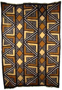 The African Fabric Shop : Mud cloth from Mali