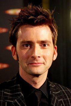 Tenth Doctor: David Tennant