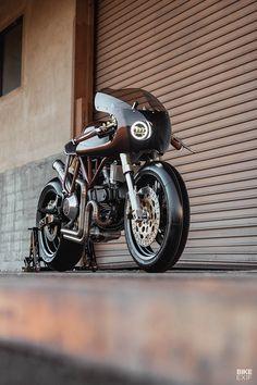 Ducati Cafe Racer, Cafe Bike, Ducati 998, Ducati 900ss, Modern Classic, Classic Cars, One Cafe, Honda Cx500, Bmx Bikes