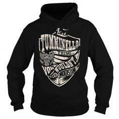 I Love Its a TUMMINELLO Thing (Eagle) - Last Name, Surname T-Shirt Shirts & Tees