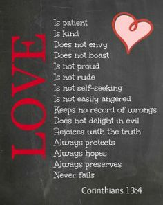 #FREE 'Love Is' Valentines Day Printable