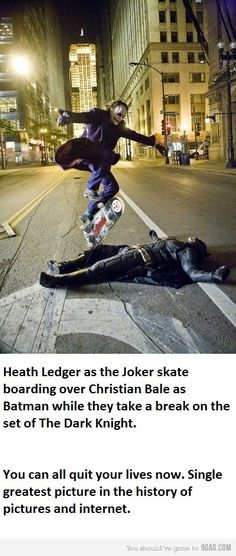 aww, Heath Ledger... this is soo awesome!