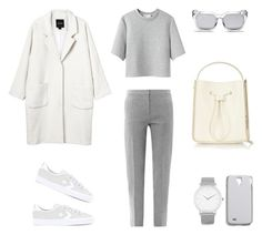 Minimax by fashionlandscape on Polyvore featuring Mode, 3.1 Phillip Lim, Monki, MaxMara, Converse, Larsson & Jennings, Madewell and Blanc & Eclare