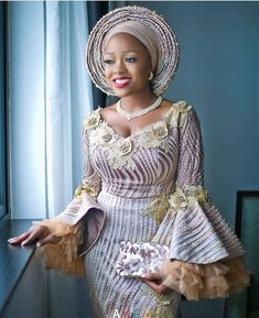 Latest AsoEbi Outfits You Don't Wanna Miss - African Fashion Styles. - Latest AsoEbi Outfits You Don't Wanna Miss – African Fashion Styles. Latest ankara fashion styles you need to see. Let's take a look at the photos below. Source by - African Fashion Ankara, Latest African Fashion Dresses, African Print Fashion, Africa Fashion, African Lace Styles, African Dresses For Women, African Style, African Wedding Attire, African Attire