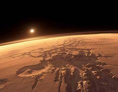 La NASA alerta sobre impacto de un cometa en Marte - Vanguardia