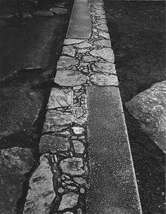 KATSURA: Stone path, 1953/54 Yasuhiro Ishimoto