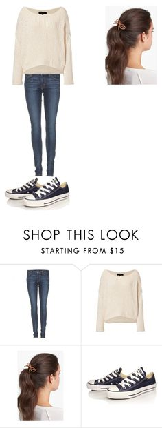 """Ella-Rose outfit"" by mfmmonahan ❤ liked on Polyvore featuring Koral, rag & bone, Cara and Converse"