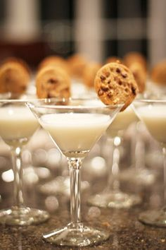 milk and cookies wedding dessert brides of adelaide magazine
