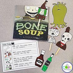 Bone Soup puppets fo