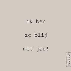 Zusss | Ik ben zo blij met jou! | www.zusss.nl