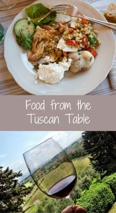 Tuscan cuisine is fo  Mein Blog >> #tumblr