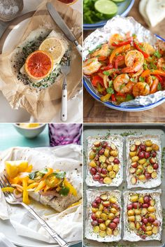 Recipes Cooked in Parchment | POPSUGAR Food
