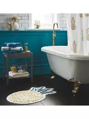 Luxe Pineapple Bathroom Range
