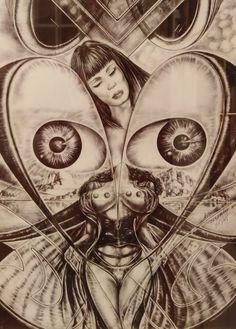 Artist:Tsalikidis Antonis title: Symetry dim: pen on cardboard price: 900 Joomla Templates, Gallery, Artist, Artists, Amen