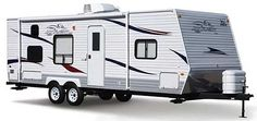 2010 Jayco Jay Flight travel trailer exterior