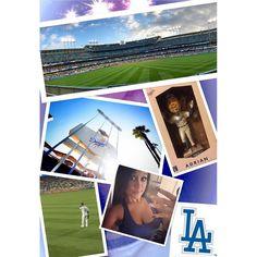 THINK BLUE: #AdrianGonzalez bobblehead night at #Dodgers stadium. 5/25..... And it was a series sweep. Always a good time with my boys in blue.  #itfdb #ILoveLA #livebreatheblue by just_gigi_to_you
