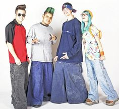 JNCO jeans will be rereleased in December. Will you be ordering a pair?