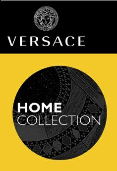DESIGNER #1: VERSACE HOME COLLECTION. Launched in 1992, Versace's famous homewares range is synonymous with luxury living and status symbolism. Black and gold-plated tableware, luscious cushions, baroque-inspired soft furnishings, wall paper prints and that instantly recognisable emblem - the Medusa goddess encircled by a Greek frieze - makes the Versace home design.  Where to from here?  Versace Luxury Resorts (Gold Coast Palazzo Hotel), Versace Luxury Yacht Interiors....
