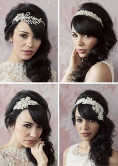 Fashionlady offers you an exquisite collection of Great Gatsby-inspired 1920 hair accessories. Have a look! So, here are our hot picks. Hope these are quite handful!..