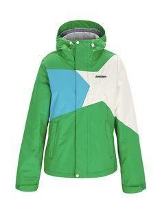ZANIA | Women's Snow Jacket | Fall / Winter Collection 2012 / 2013 | www.zimtstern.com | #zimtstern #fall #winter #collection #womens #snow #jacket #snowjacket #snowwear #wear #clothing #apparel #fabric #textile