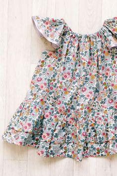 Handmade Liberty Print Dress | HandmadeClothingLTD on Etsy
