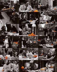 Godfather, oranges