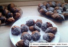 Csokis-kókuszos keksz Giovannától
