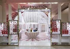 This is architecture. Say what you want about structural beams and fenestration, but this right here, this concept store created out of a collaboration between Louis Vuitton and the artist Yayoi Kusama, makes space and creates atmosphere. Show me a better definition of architecture than 'making space and creating atmosphere.'