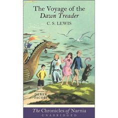 C.S. Lewis Books The Cronicles of Narnia | The Chronicles of Narnia, #5: The Voyage of the Dawn Treader' by C ...