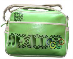 Mexico 1968 Retro Olympics Bag