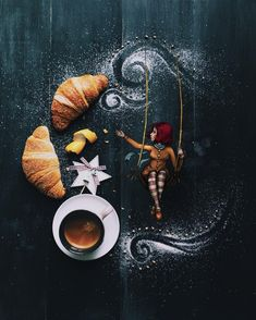 Awakening in a sweet scented breeze. So it should be every morning, because the world crouches at the feet of those who wake up happy. Coffee World, Little's Coffee, Coffee And Books, I Love Coffee, Coffee Cafe, Coffee Break, Coffee Shop, Coffee Lovers, Coffee Photography