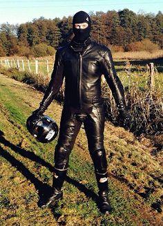 Biker Leather, Leather Men, Leather Pants, Biker Gear, Motorcycle Gear, Motorbike Leathers, Bikers, Latex, Kids Fashion