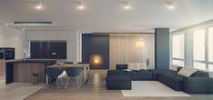 interior luxury loft 5x6 - Buscar con Google
