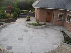 Grey sandstone, Johnstownbridge, Micheal Quinn Landscaping - TrustedPeople.ie
