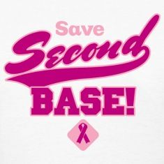 Save Second Base Women's T-Shirts