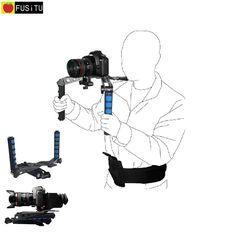 56.99$  Watch now  - DSLR Rig original Movie Kit Shoulder Mount Photo Studio Accessories for any Camcorder DV Camera Canon Sony Nikon Panasonic