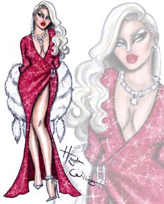 'Excess Glamour' by Hayden Williams