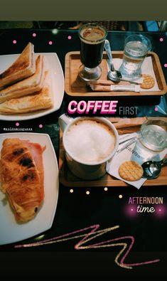 Creative Instagram Stories, Instagram Story Ideas, Story Inspiration, Food Inspiration, Insta Snap, Insta Story, Ig Story, Insta Photo Ideas, But First Coffee
