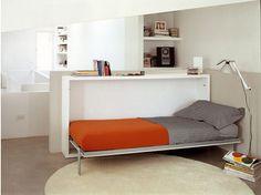Pull-down single bed POPPI DESK - CLEI