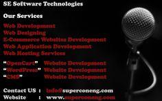 Best Software House  http://www.superconeng.com/    SE Software Technologies  Contact US:  URL: www.superconeng.com  Email: info@superconeng.com  Yahoo: nacseng@yahoo.com  MSN: nacseng@hotmail.com  Gmail: nacseng@gmail.com  SKYPE: nacseng  Mob : +92-3336156588