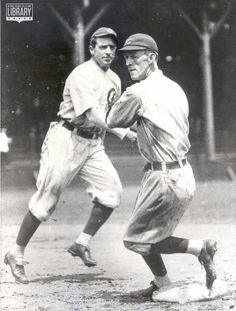 Joe Tinker & Johnny Evers