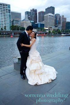 Melbourne Wedding Photographer Sorrento Wedding Photography at Crown Casino