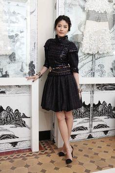 Kelly Chen - Hong Kong Singer And Actress