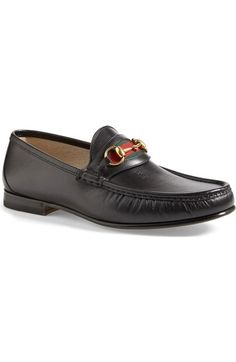 f7c7fdb8353d Gucci  New Classic  Bit Loafer (Men) available at  Nordstrom