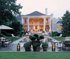 Regalame un corazón si te encantaría tener una mansión como esta