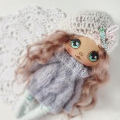 Девочка почти готова, осталось сапожки одеть и отправится в большую семью:) #кукла #олли #куклаолли